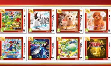 Six Nintendo 3DS games join the Nintendo Selects range