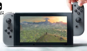 More Nintendo Switch info coming on January 12th, 2017
