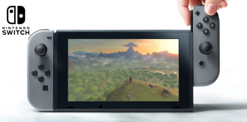 The Nintendo Switch is selling like hotcakes