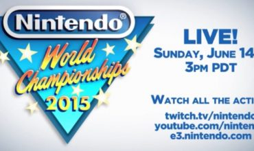 More details for the 2015 Nintendo World Championships