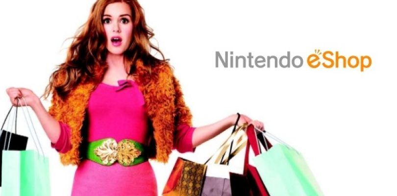 New Games Headed to The Nintendo eShop