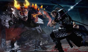 Nioh from Team Ninja Looks Brutal
