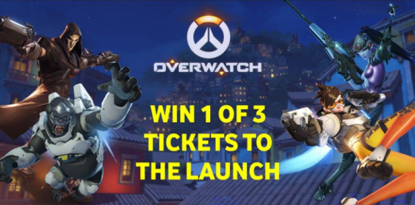 [Updated with winners] Win tickets to the Overwatch launch in Johannesburg!