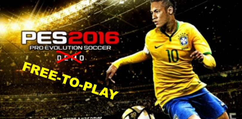 "PES 2016 ""Free-to-Play"" version heading to PS4 and PS3 in December"