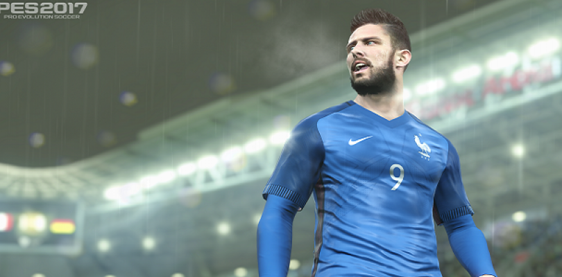 Video: PES 2017 gameplay in detail