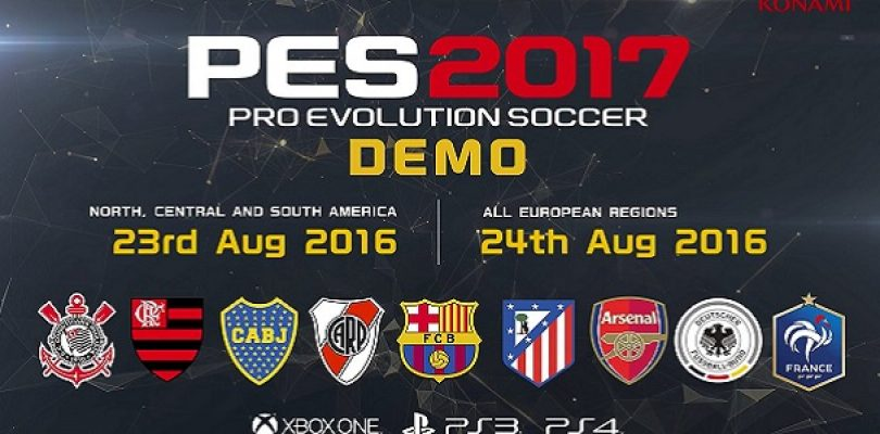 PES 2017 demo detailed!