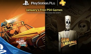 Here's what's coming to PS+ in January