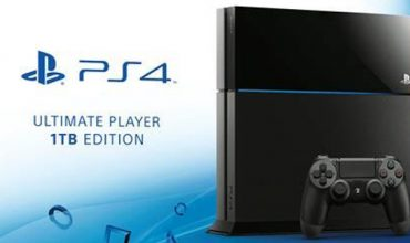 1TB PlayStation 4 Ultimate Player Edition Revealed