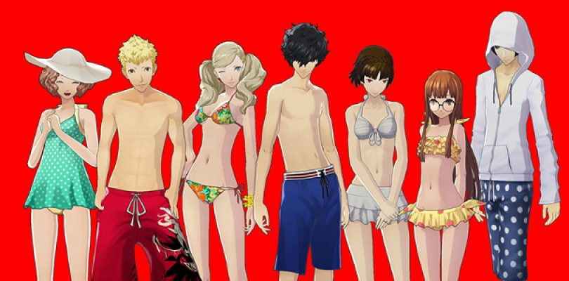 Persona 5 DLC release plans revealed
