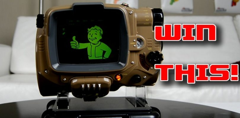 WIN This Fallout 4 Pip-Boy edition