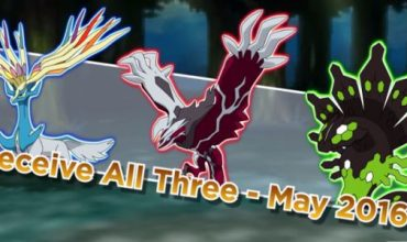 Get More Legendary Pokémon This May