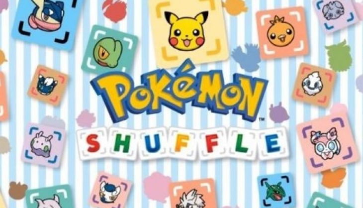Get Pokémon Shuffle For Free On Your 3DS