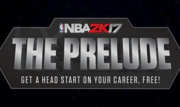 NBA 2K17 Gets a Prelude – Free!