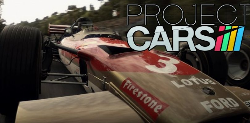 Project CARS gets Lotus themed DLC