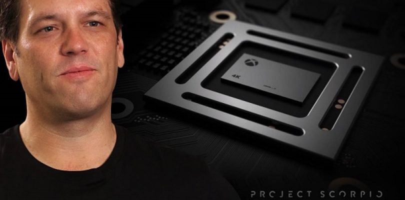 Microsoft's first party games must be ready for Project Scorpio – Spencer