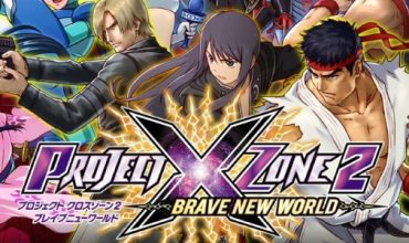 Here's the latest Project X Zone 2 trailer