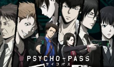 Psycho-Pass is coming to the west!