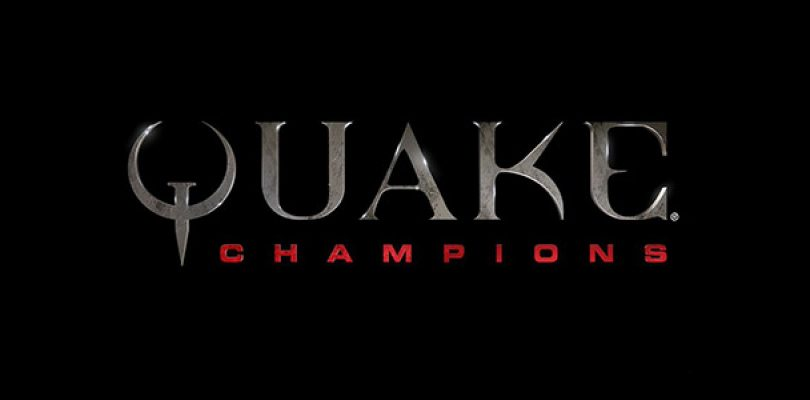 VIDEO: Raw Quake Champions gameplay footage straight from the slaughter house