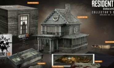 Check out this Resident Evil 7 Collector's Edition