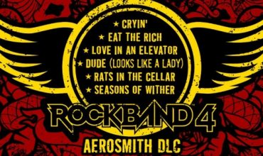 Aerosmith Hits Pack 02 Announced For Rock Band 4