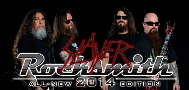 Rocksmith: All-new 2014 Edition - Slayer: Raining Blood 2015 pc game Img-1