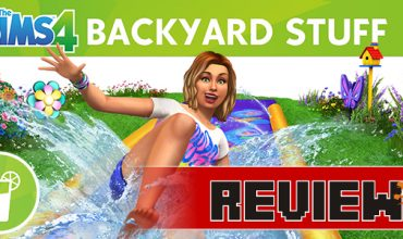 Review: The Sims 4: Backyard Stuff Pack (PC)