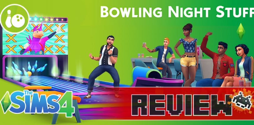 Review: The Sims 4 Bowling Night Stuff (PC)