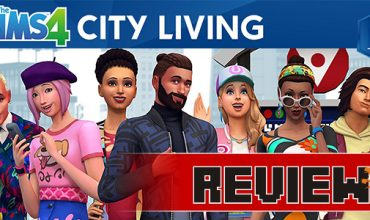 Review: The Sims 4 City Living (PC)