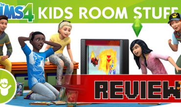 Review: The Sims 4: Kids Room Stuff Pack (PC)