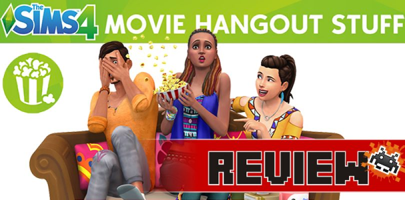 Review: The Sims 4 – Movie Hangout Stuff Pack (PC)