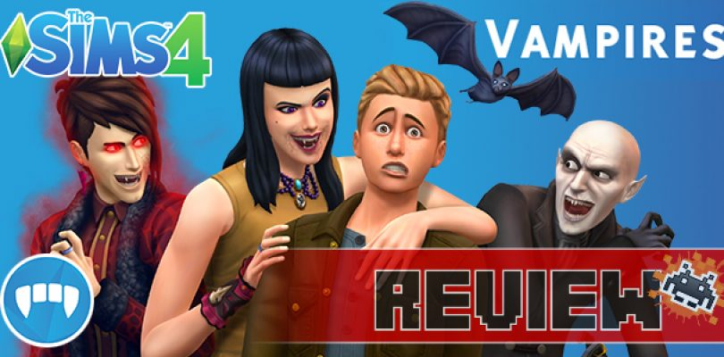 Review: The Sims 4 Vampires (PC)