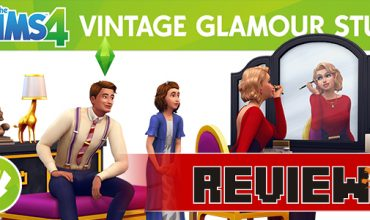 Review: The Sims 4: Vintage Glamour Stuff (PC)