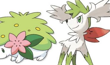 Pokémon fans – don't forget your Shaymin!