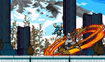 Finding Kratos in Shovel Knight won't be easy