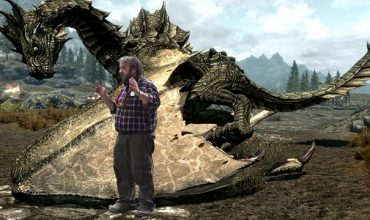 Bethesda might be interested in making movies if Peter Jackson is involved