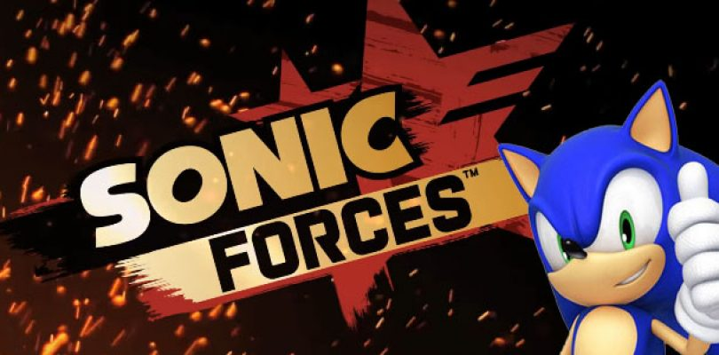 Video: First look at Sonic Forces