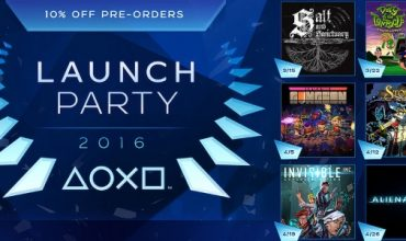 Sony's throwing a 'Launch Party' for six upcoming games