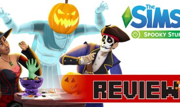 Review: The Sims 4 – Spooky Stuff Pack