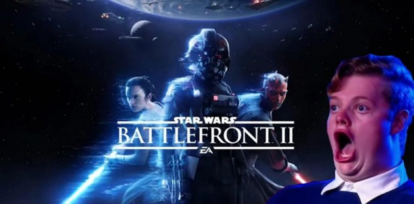 Video: Star Wars Battlefront 2 trailer leaked ahead of Celebration Weekend