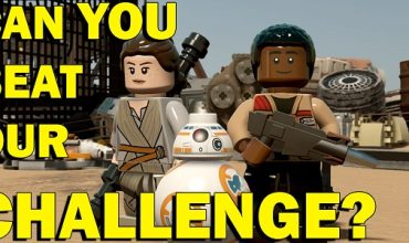 Video: Can you beat our LEGO Star Wars: The Force Awakens challenge?