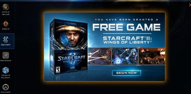 Rumour: Is Starcraft 2 going free-to-play?