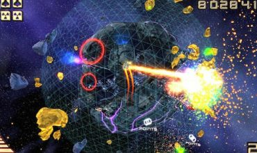 Super Stardust Ultra (AKA Crack) Shooting-up on PS4 soon