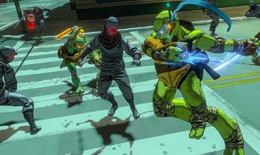 TMNT: Mutants in Manhattan launches with a trailer… in a half shell