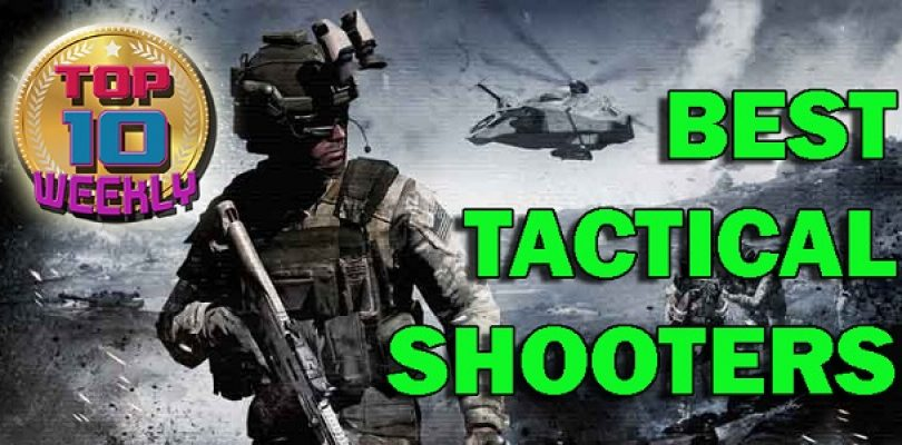 Video: Top 10 Tactical Shooters