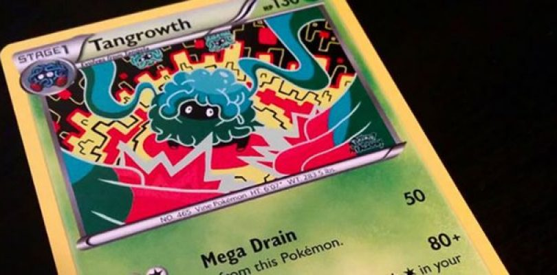 Pokemon Art Academy winner gets his card