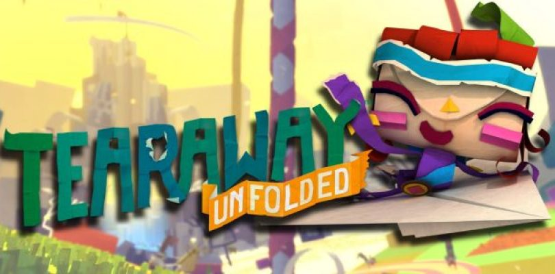 Get Ready To Unfold Tearaway Unfolded This September