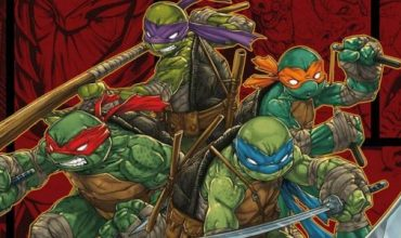 Watch the trailer for the new TMNT video game