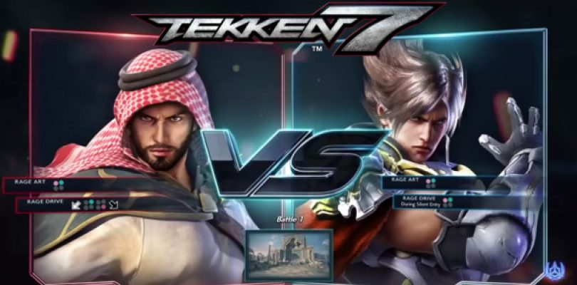 Video: Tekken 7 gets new gameplay trailer and ESRB rating