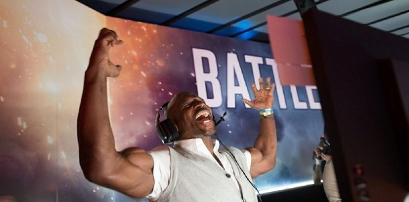 Terry Crews converts to PC gaming after playing Battlefield 1