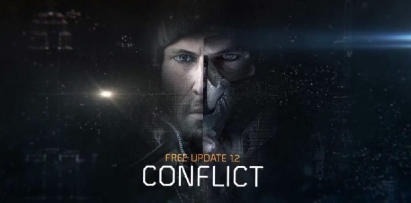 "The Division launching update 1.2 ""Conflict"" on May 24th"